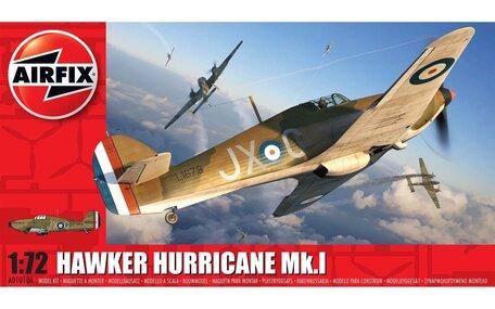 Airfix Hawker Hurricane Mk.I 1:72