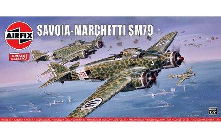 Airfix Savoia-Marchetti SM79 1:72