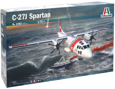 Italeri C-27J Spartan 1:72
