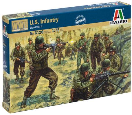 Italeri U.S. Infantry 1:72