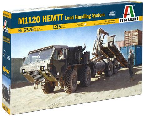 Italeri M1120 HEMTT Load Handling System 1:35