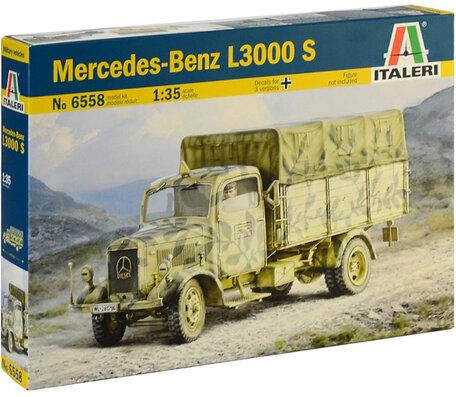 Italeri Mercedes-Benz L3000 S 1:35