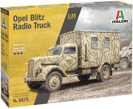 Italeri Opel blitz Radio Truck 1:35