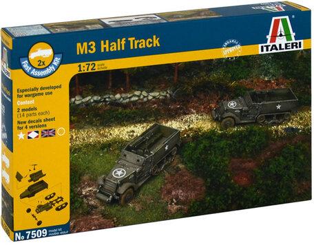 Italeri M3 Half Track 1:72