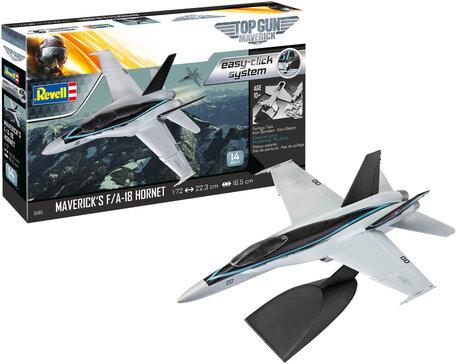 Revell Top Gun Maverick's F/A-18 Hornet 1:72