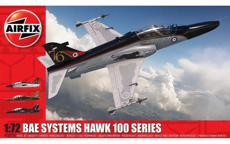 Airfix BAE Systems Hawk 100 Series 1:72