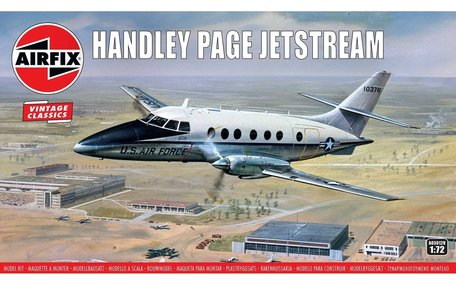 Airfix Handley Page Jetstream 1:72