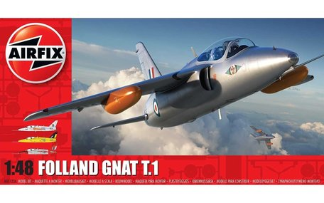 Airfix Folland Gnat T.1 1:48