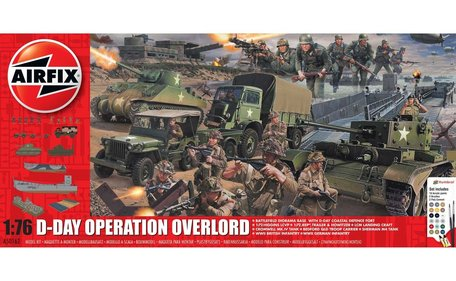 Airfix D-Day Operation Overlord Set 1:76