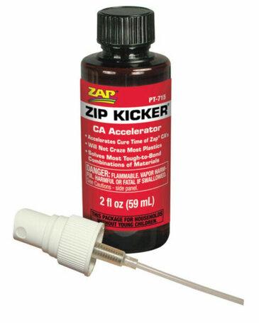 Seconde Lijm Versneller: Zap Zip Kicker