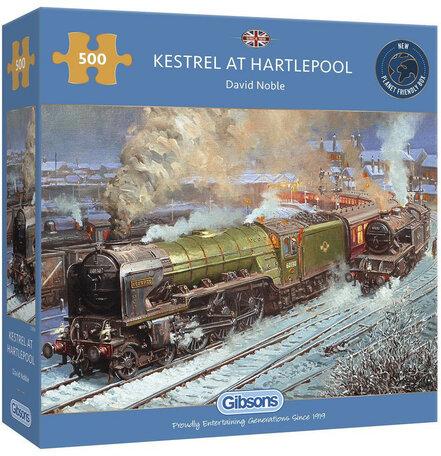 Gibsons Kestrel at Hartlepool (500)