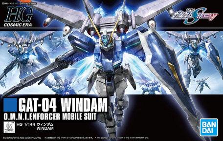 HG 1/144: GAT-04 Windam