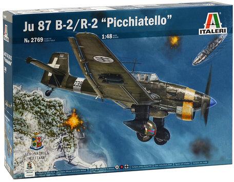 Italeri Ju 87 B-2/R-2 Picchiatello 1:48