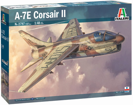 Italeri A-7E Corsair II 1:48
