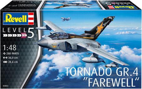 Revell Tornado GR.4 Farewell 1:48