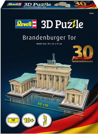 Revell 3D Puzzel Brandenburger Tor
