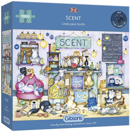 Gibsons Scent (1000)