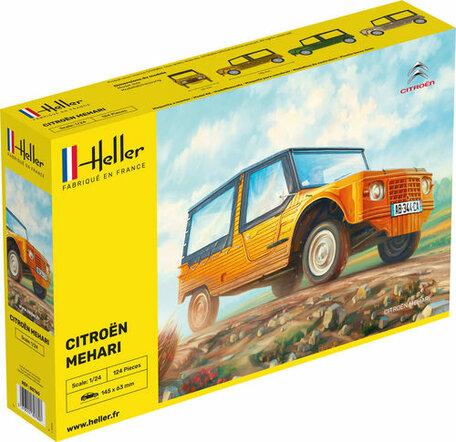 Heller Citroën Mehari 1:24