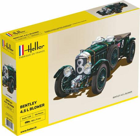 Heller Bentley 4.5L Blower 1:24