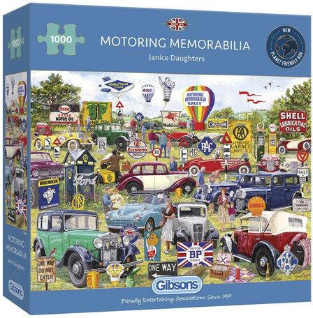 Gibsons Motoring Memorabilia (1000)