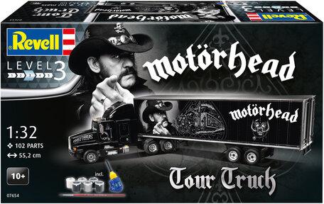 Revell Motörhead Tour Truck 1:32