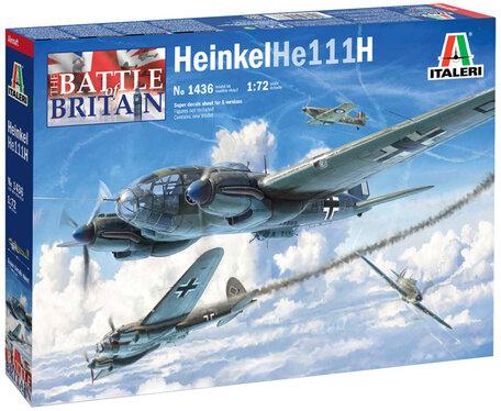 Italeri Heinkel He111H 1:72