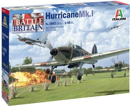 Italeri Hurricane Mk.I 1:48