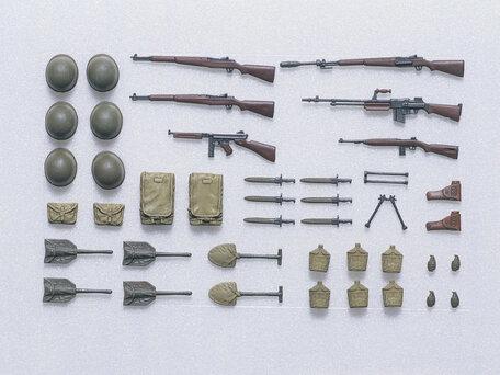 Tamiya U.S. Infantry Equipment Set 1:35