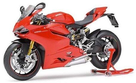 Tamiya Ducati 1199 Panigale S 1:12