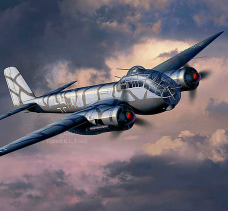 Revell Junkers Ju188 A-1