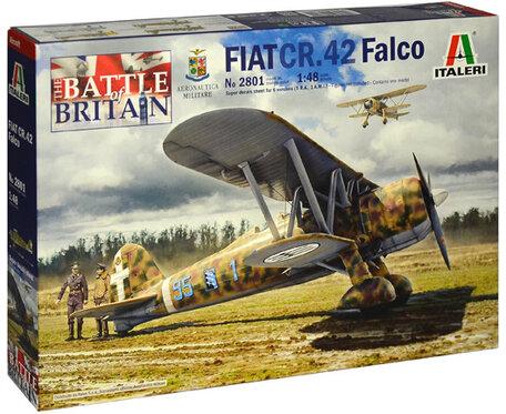 Italeri FIAT CR.42 Falco 1:48