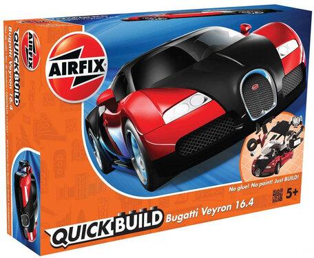 Airfix QuickBuild Bugatti Veyron