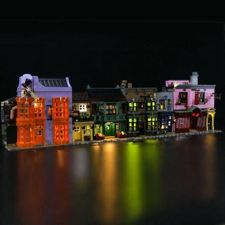 LEGO 75978 De Wegisweg + LED Verlichting