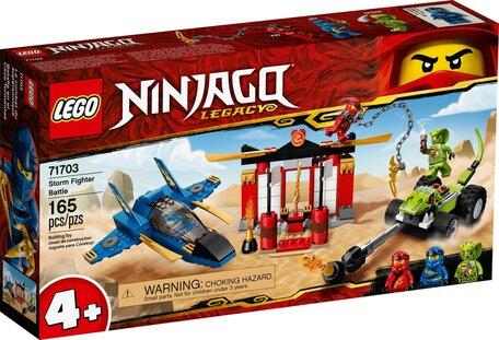 LEGO 71703 Storm Fighter Gevecht