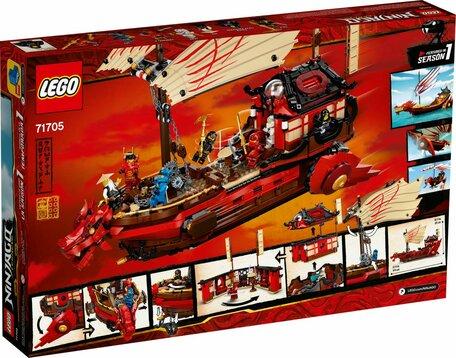 LEGO 71705 Destiny's Bounty