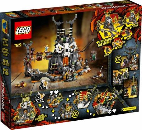 LEGO 71722 Skull Sorcerer's Kerkers