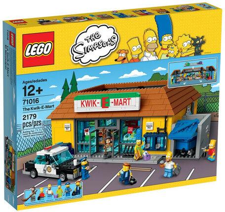 LEGO 71016 De Kwik-E-Mart