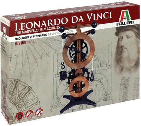 Italeri Leonardo da Vinci Clock