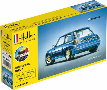 Heller Renault R5 Turbo 1:43