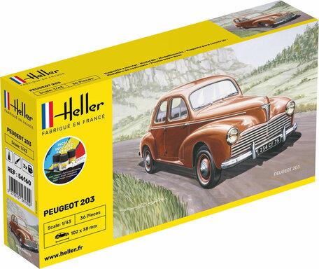 Heller Peugeot 203 1:43