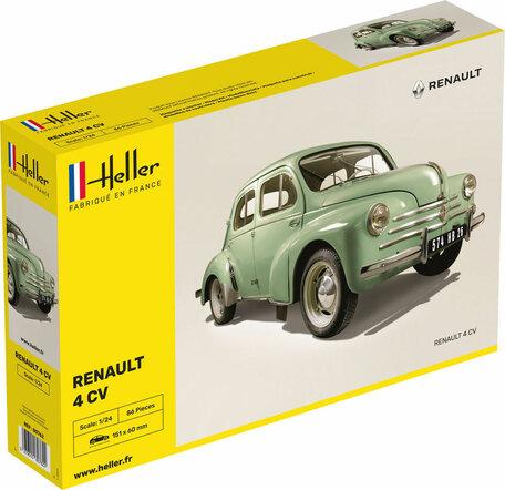 Heller Renault 4 CV 1:24