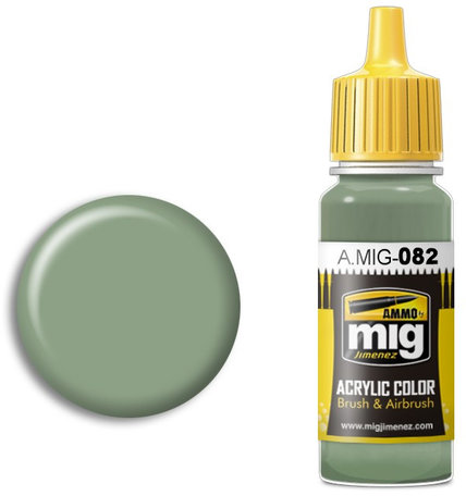 A.MIG 082: APC Interior Light Green
