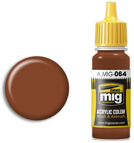 A.MIG 064: Earth Brown