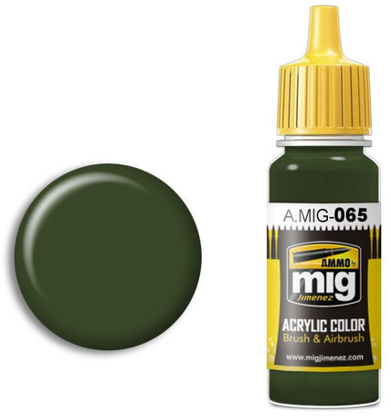 A.MIG 065: Forest Green
