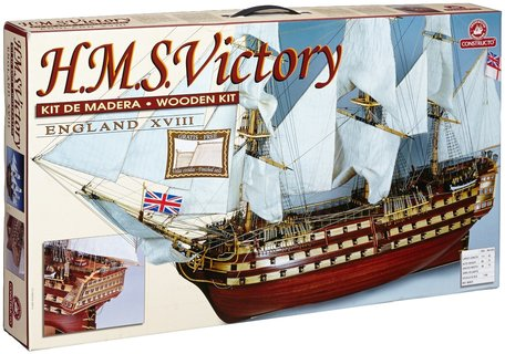 Constructo H.M.S. Victory 1:94