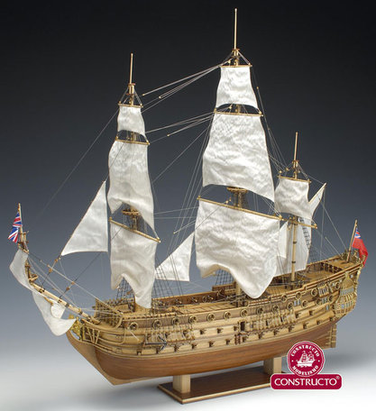 Constructo H.M.S Prince 1670 1:61