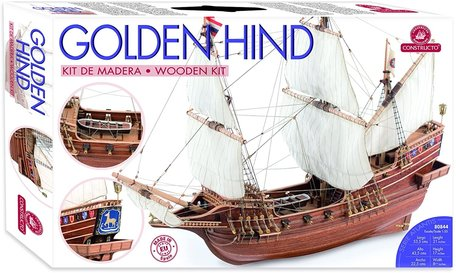 Constructo Golden Hind 1:55