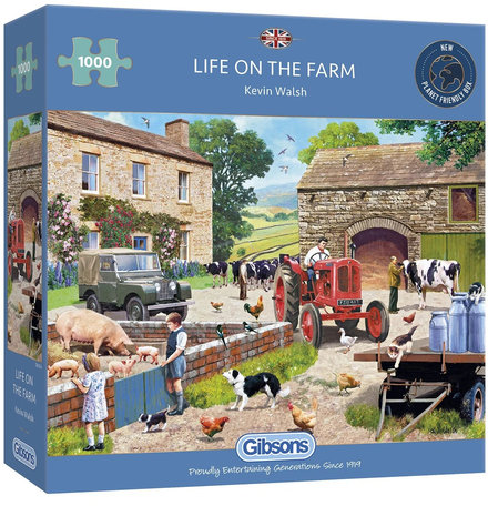 Gibsons Life on the Farm (1000)