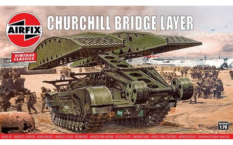 Airfix Churchill Bridge Layer 1:76
