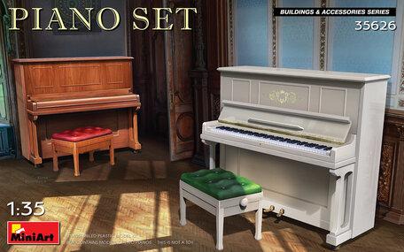 MiniArt Piano Set 1:35